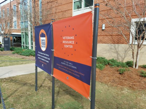 Auburn University Campus Banners