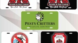 Custom Car Tags