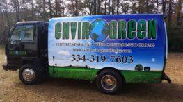 Lawn Maintenance Vehicle Design