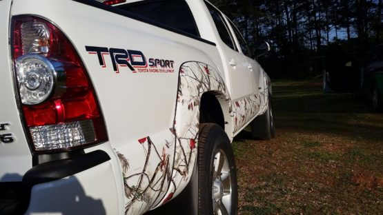 Truck Detail Design