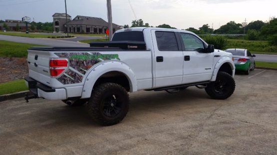 Ford F-150 Decal Design