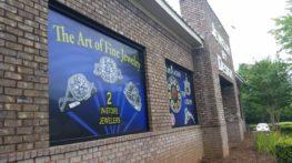 Window Signs in Auburn