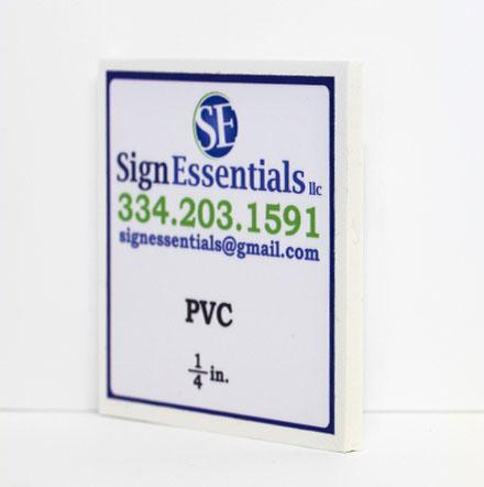 One Fourth PVC